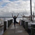 Chesapeake Bay Maritime Museum announces sunset yoga this fall