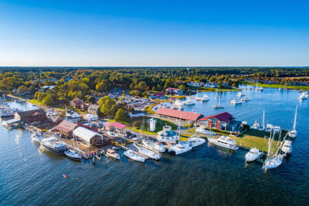 Chesapeake Bay Maritime Museum reduces winter admission